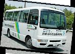 ペーパードライバー講習受講者も乗れる送迎バス