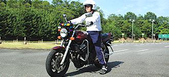 普通自動二輪車免許教習