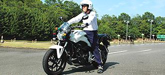 大型自動二輪車免許教習